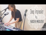 Boss RC-505 - Live looping by Nastya Maslova -