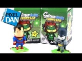 Scribblenauts: A DC Comics Adventure Blind Box Vinyl Mini Figures Video Review