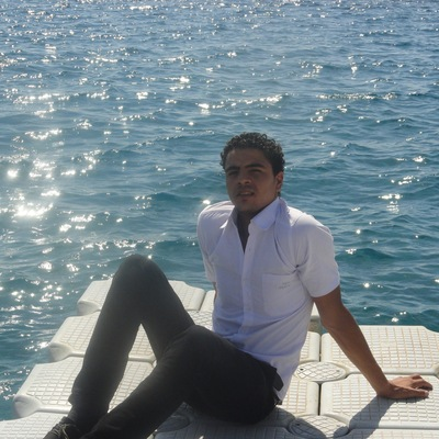 Mohamed Mansour, 10 июля 1989, Санкт-Петербург, id214945541
