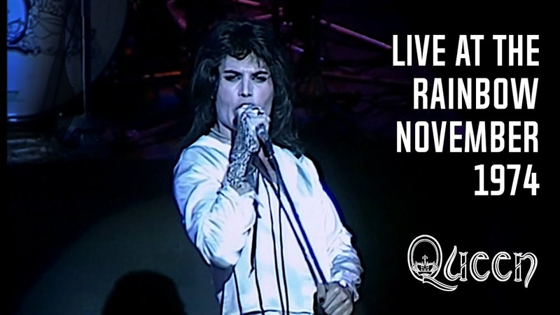 Queen | Live At The Rainbow [HD FULL CONCERT] - November '74