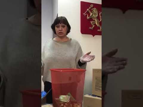 Терпение закончилось! Красноярск отсылает в посылках мусор чиновникам.