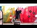 Гимн работников культуры исполняет Кулачкова Юлия