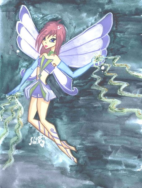 Винкс Энчантикс (Winx Enchantix) арты +игра одевалка