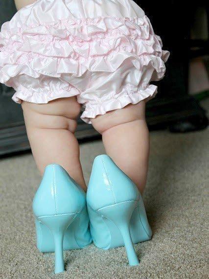 Идеальные ножки!