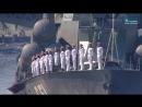 В Петербурге и Кронштадте прошел Главный военно-морской парад ко Дню ВМФ