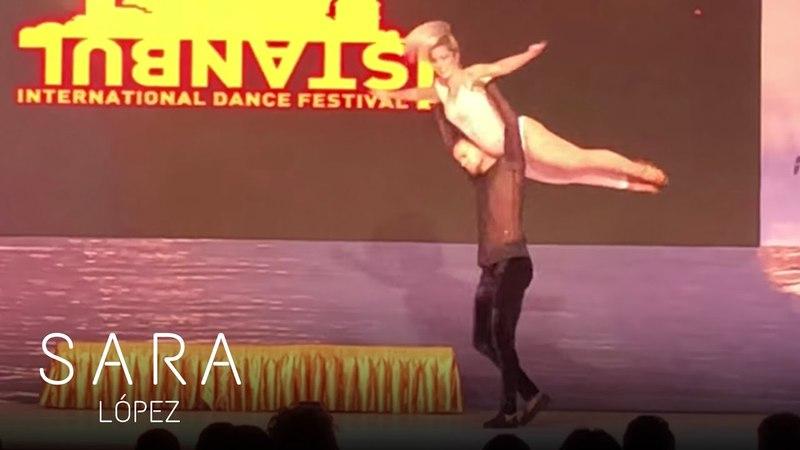 Sara Lopez Nuno Pesqueira | Kizomba (Show) in Istanbul