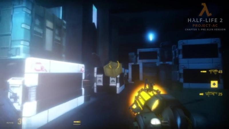 Фанаты показали свой геймплей Half-Life 3 с новыми текстурами и локациями » Freewka.com - Смотреть онлайн в хорощем качестве
