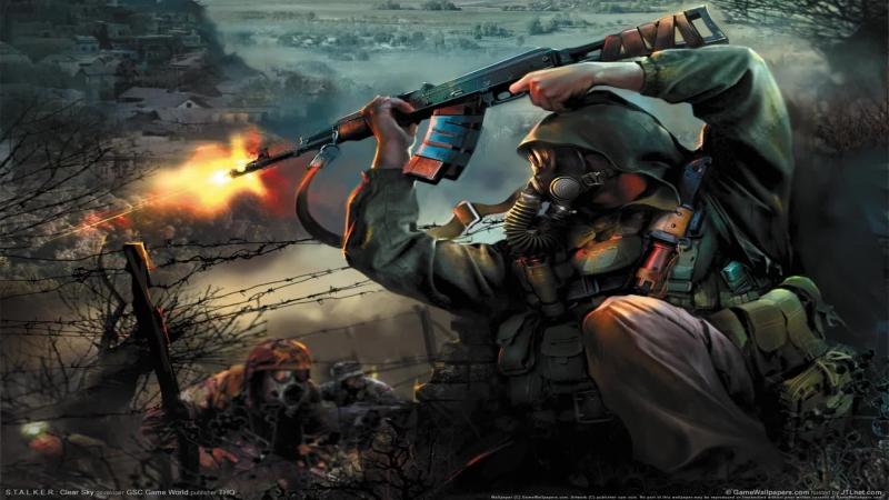 S.T.A.L.K.E.R - Clear Sky ☢ Штурм военных складов.9