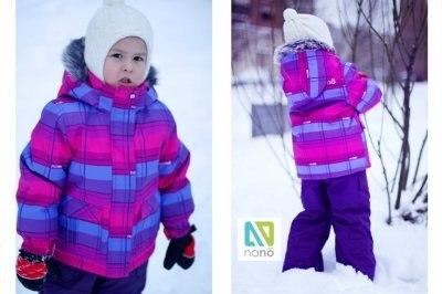 Детская Одежда Nano