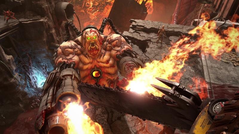 DOOM Eternal Mix 5 Best of Darksynth Hellsynth Synthwave