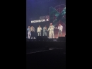 [VK][180526] MONSTA X fancam Talk Time @ The 2nd World Tour: The Connect in Seoul D-1
