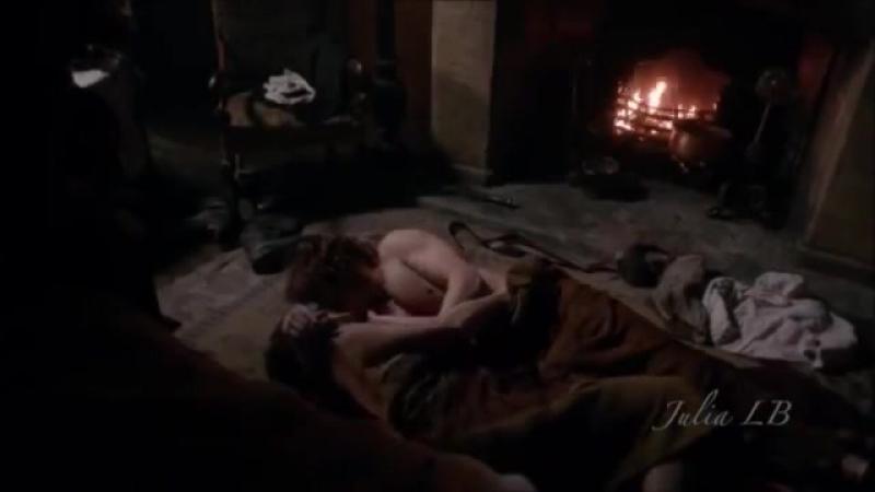 Outlander (Jamie_Claire)чужестранка клер джейми любовь страсть нежность сексуально