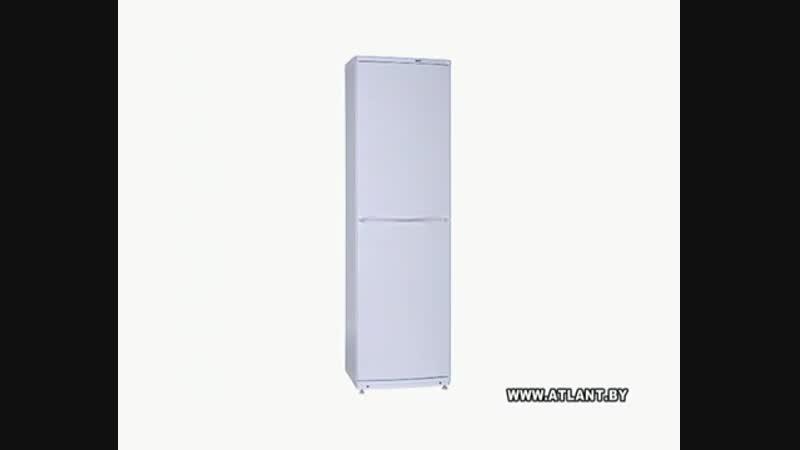 Холодильники ATLANT серии 6000 SOFT LINE