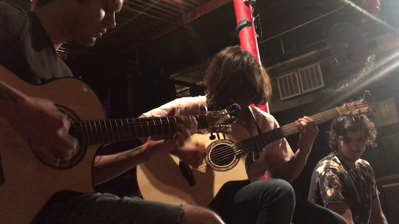 Bubble Dream Acoustic by CHON