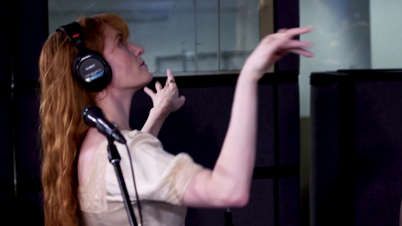 Florence The Machine — Cosmic Love (Live at the SiriusXM Studios, New York City | 25.06.2018)