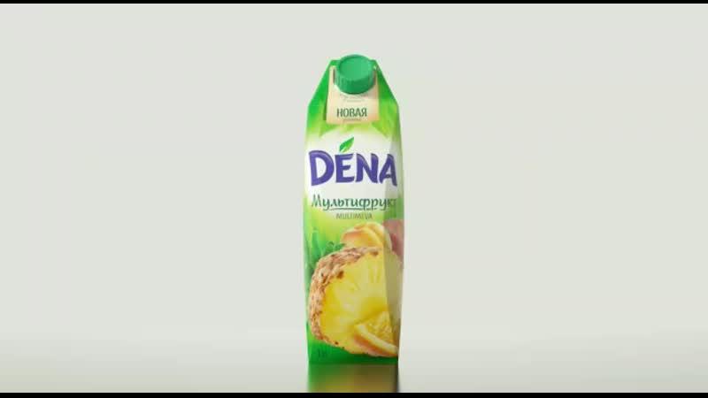 Натуральный сок Dena