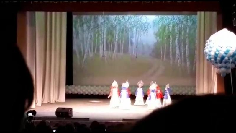 Русский танец Девичий хоровод
