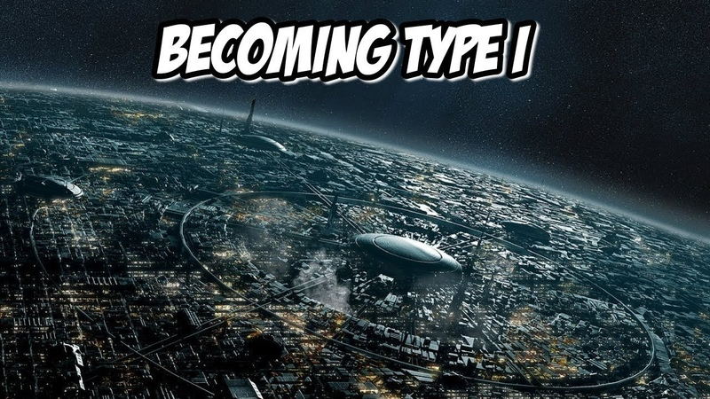 Becoming a Kardashev Type I Civilization
