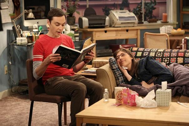 Шелдон и Эми «Теория Большого взрыва» (2007 ...)