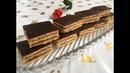 Дрожжевой пирог торт с орехами вареньем шоколадной глазурью CEMLİ QOZLU PİROQ Bayram piroqu