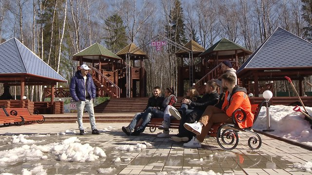ДОМ-2 Lite 3965 день Дневной эфир (19.03.2015)