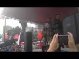 06.07.2014г. Павел Губарев. Выступление на митинге в Донецке.