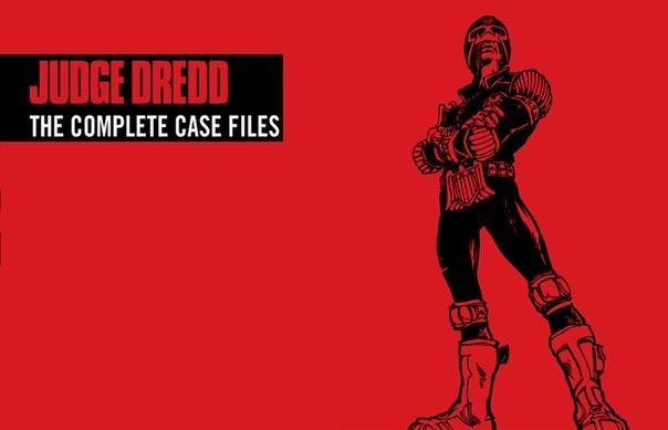 Judge Dredd The Complete Case Files