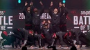 Zoologic Break Ninjaz (USA) - SNIPES Battle Of The Year 2018 - Showcase