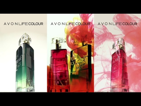 Avon Life Colour. Дай волю цвету!