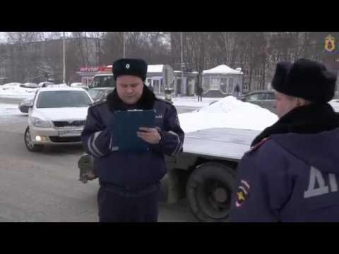 Рязанская Госавтоинспекция проверяет состояние дорог