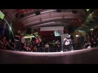 Bboy Apache Judge UNDERGROUND BATTLE 2015 #BD_VIDEO