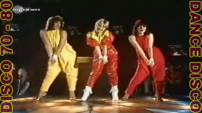 DISCO DANCE 70 80 - 25 HIT (VIDEOTECA)
