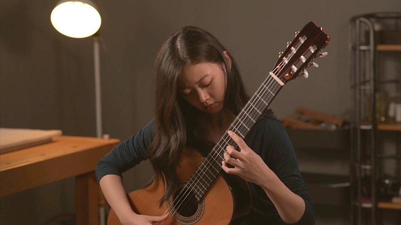 Un Dia de Noviembre played by Xuanxuan Sun 孙绚绚演奏布劳威尔《十一月的某一天》