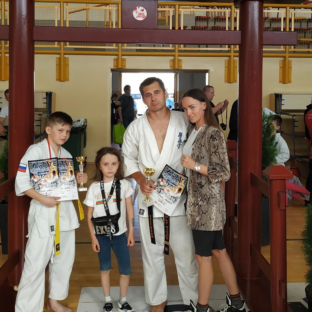 4 Международный турнир в г. Белосток (Польша)