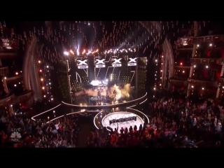 KISS ROCKS The Best AGT Live Finale