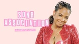 Christina Milian Sings Adele, Aaliyah, and Lady Gaga in a Game of Song Association ELLE