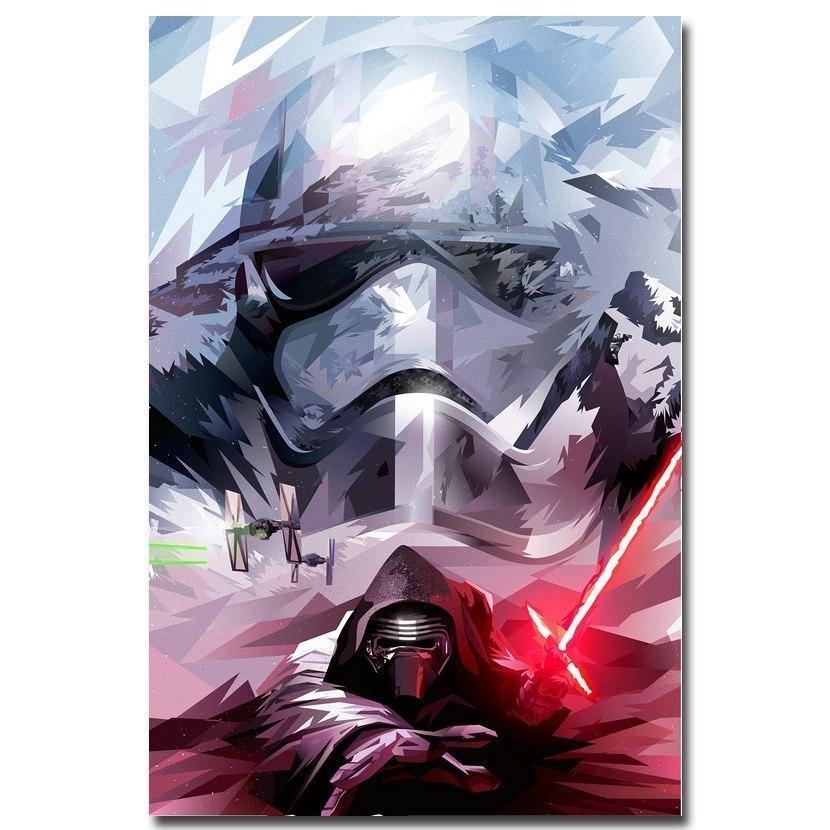 Плакат Star Wars -