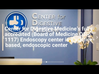 Best Gastroenterologist In Miami | Center For Digestive Medicine