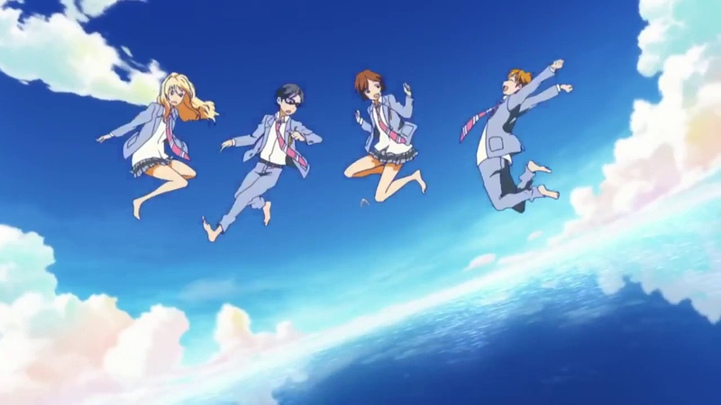 Your Lie in April Opening 1 HD