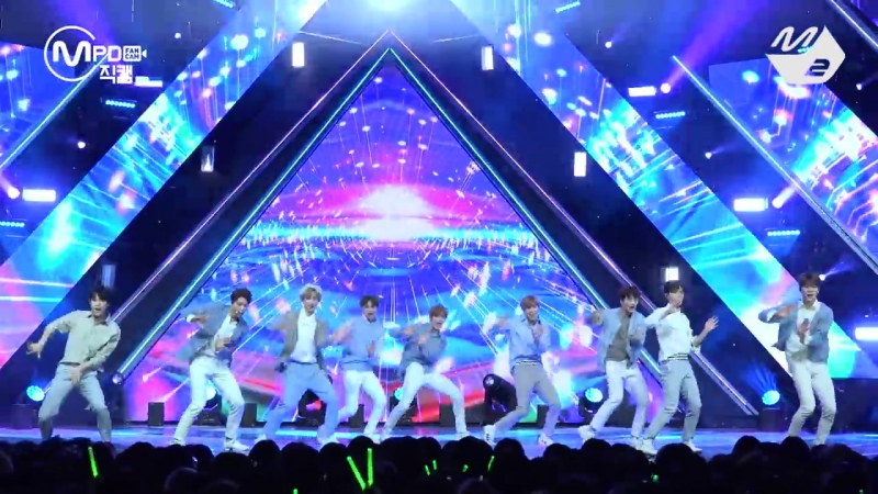 [MPD직캠] 엔시티 127 직캠 TOUCH (NCT 127 FanCam) - @MCOUNTDOWN_2018.3.22