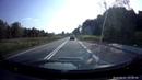 Deer car accident