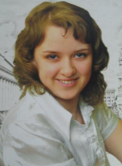 Марина Панина, 21 сентября 1986, Липецк, id170803849