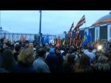 Захаркин Руслан принял участие в акции в память о погибших в Донбассе в Москве
