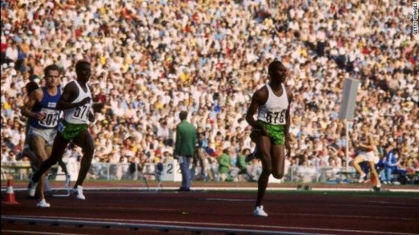 Великая воля к победе Кипчоге Кейно. Когда Кипчоге Кейно приехал в Мехико для участия в летних Олимпийских играх 1960-го года, он был больше, чем просто аутсайдером тогда кенийцы в принципе