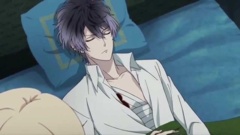 Diabolik Lovers More Blood Mukami Getting Attacked By Wolves