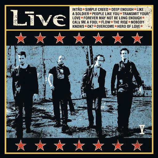 Live альбом V