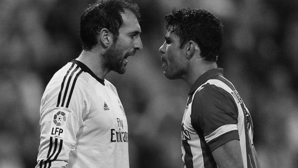 Реал Мадрид, Атлетико, Диего Коста