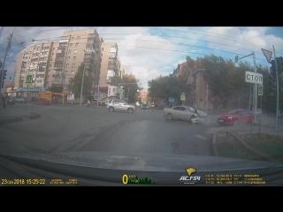 ДТП на Жуковского