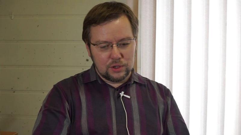 Алексей Шварев о подземной электроподстанции Волна КАУР