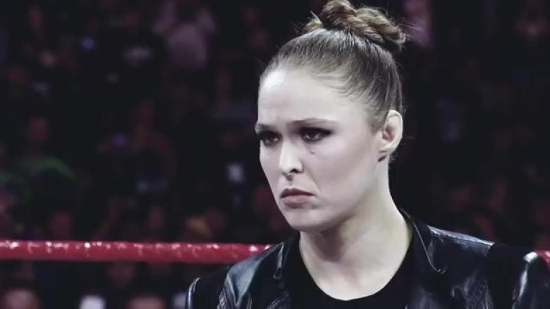 Ронда Роузи WWE RAW